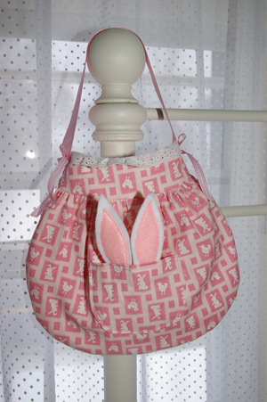 Bunny Bag Sewing Pattern
